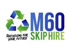 m60 skip hire large font
