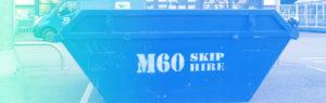 m60 skip hire blue skip